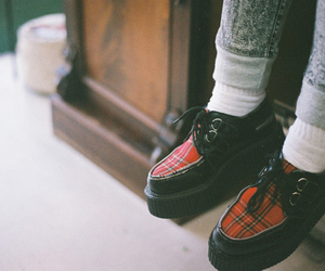 shoes, creepers, and photography image