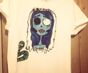 alternative, clothing, and corpse bride image