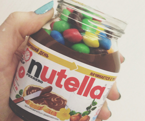 nutella and sweet image