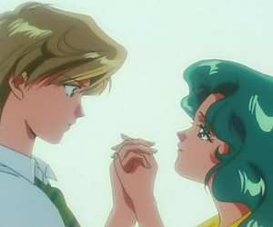 sailor, yuri, and sailor moon image