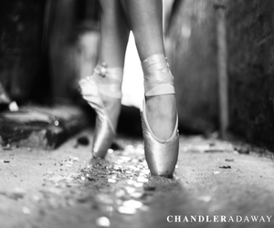 art, beautiful, and pointe image