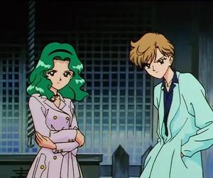 sailor, michiru, and haruka image