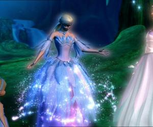 <3, barbie, and Odette image