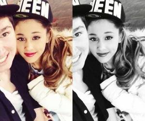 ariana grande and Queen image