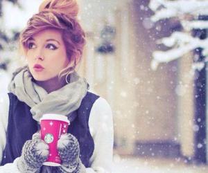 beautiful, christmas, and inverno image
