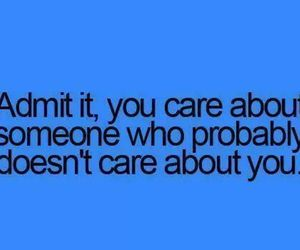 care, teenager post, and quote image