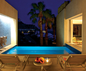 piscina, pool, and cabo san lucas image