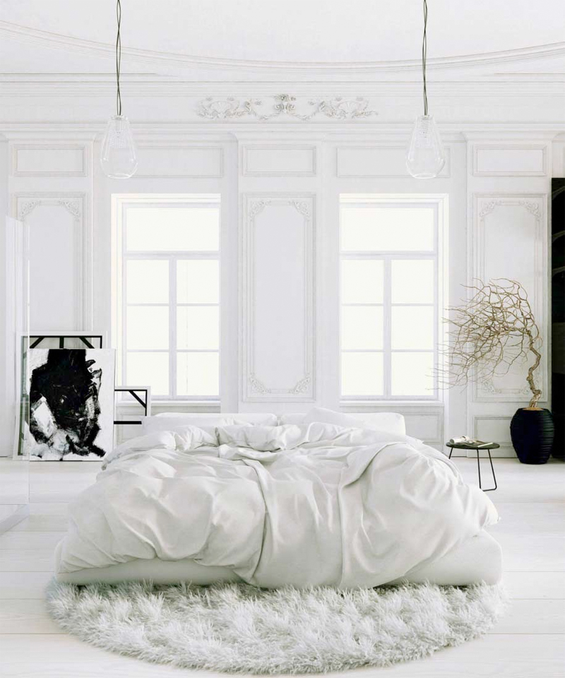 10 dreamy bedrooms | Fashion Squad on We Heart It