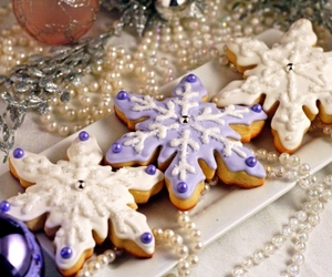 beautiful, christmas, and Cookies image