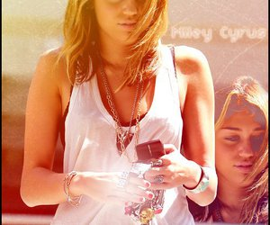 miley cyrus and miley style image