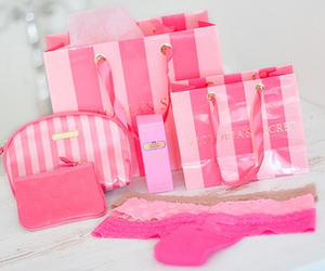 girly, lingerie, and pink image