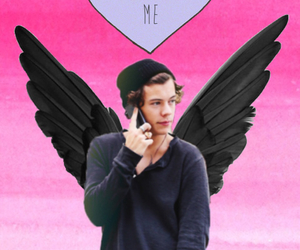 edit, Harry Styles, and one direction image