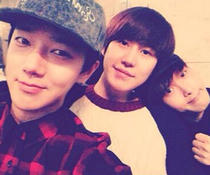 kyuhyun, ryeowook, and yesung image