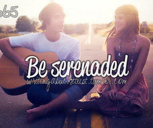 love, serenade, and before i die image