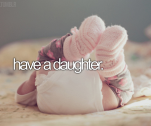 daughter and oneday image