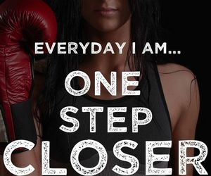 workout, fitness, and boxing image