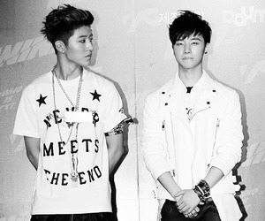 b.i, Ikon, and kpop image