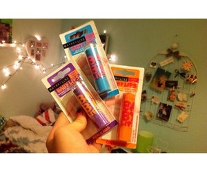 makeup, cute, and babylips image