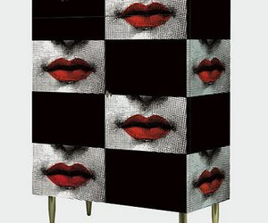 art, decor, and fornasetti image