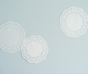 doilies, cute, and vintage image