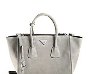 bag, look, and Prada image