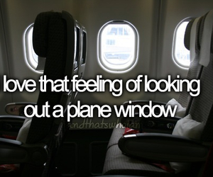 plane, quote, and airplane image