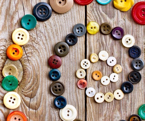 buttons, background, and colors image