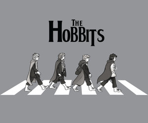 lord of the rings, once upon a tee, and middle earth image