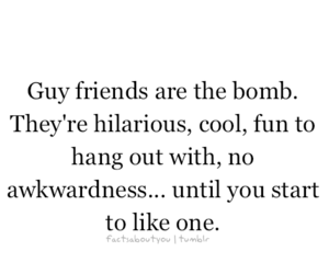 guy, friends, and quote image