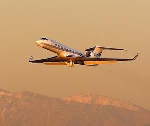 plane, luxury, and beautiful image