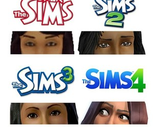 sims, the sims, and thesims image
