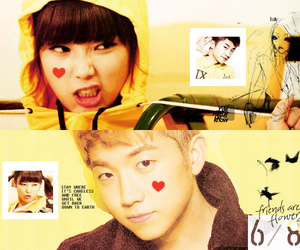 2PM, jason, and wooyoung image