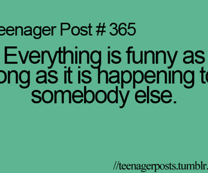 teenager post, funny, and everything image
