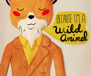 wild, fox, and the fantastic mr. fox image