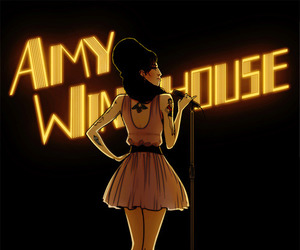 Amy Winehouse, amy, and singer image