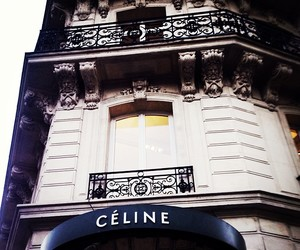 celine, shop, and shopping image
