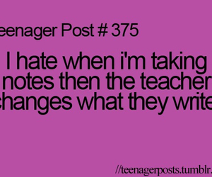 lol, quote, and teacher image
