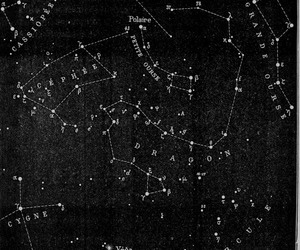 constellation, sky, and stars image
