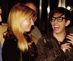 glee, kevin mchale, and heather morris image