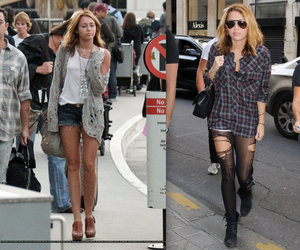 miley cyrus, Or, and street style image