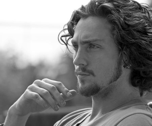 savages, aaron johnson, and Hot image