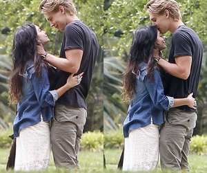 love, couple, and vanessa hudgens image