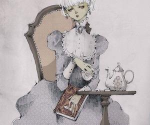 tea and anime image