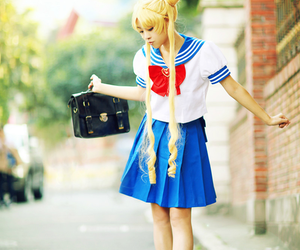 cosplay, anime, and japan image