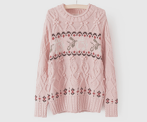 fashion, pink, and cold image