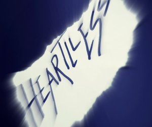 heartless, letters, and adtr image