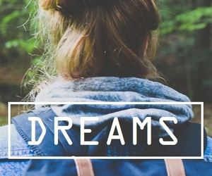 adventure, dreams, and girl image