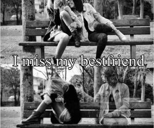 miss, best friends, and friends image