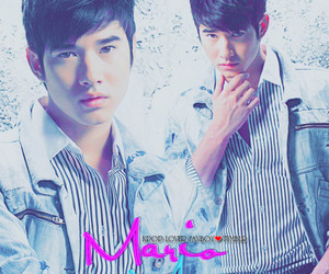 actor, thai, and mario maurer image