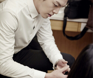 model and kimwoobin image